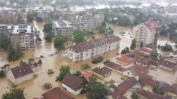 Balkans Flooding May 2014
